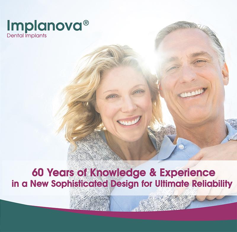Implanova Dental Implants Brochure Cover